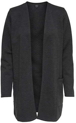 Only Joyce Classic Open-Front Cardigan