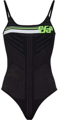 Prada logo bodysuit