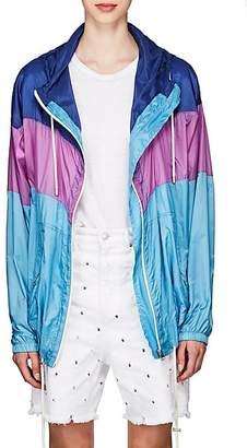 Etoile Isabel Marant Women's Kyriel Colorblocked Ripstop Windbreaker - Blue