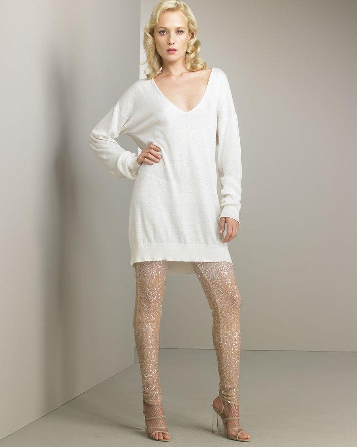 Stella McCartney Sequined Leggings