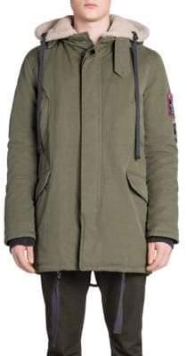 Lanvin Washed Jacket