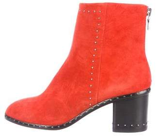 Rag & Bone Willow Stud Ankle Boots w/ Tags