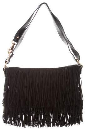 836dee8d3 Tory Burch Suede Shoulder Bags - ShopStyle