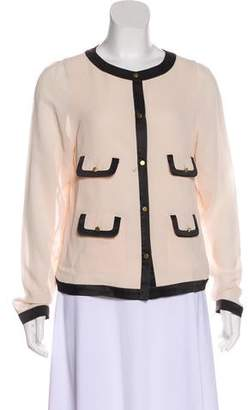 By Malene Birger Long Sleeve Casual Blouse