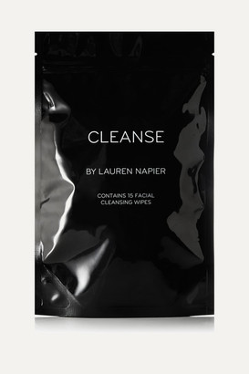 Ralph Lauren Cleanse by Napier - Facial Cleansing Wipes X 15 - one size