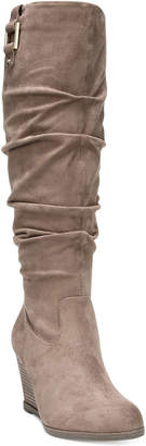 Dr. Scholl's Dr. Scholl Poe Tall Boots Women Shoes