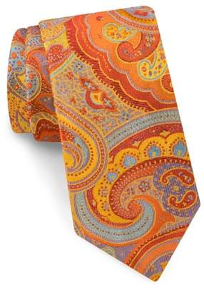 Ted Baker Elegant Paisley Silk Tie
