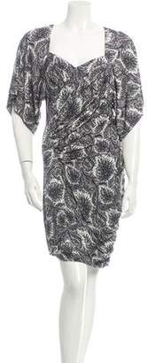 Yigal Azrouel Silk Dress