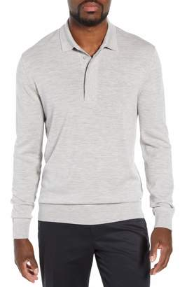 Lacoste Nouvelle Regular Fit Polo Sweater