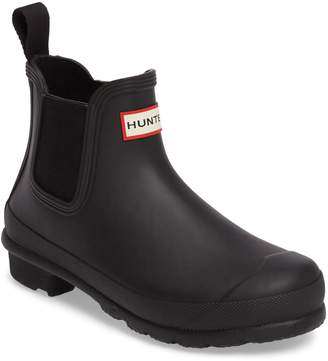 Hunter Waterproof Chelsea Rain Boot