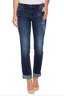 KUT from the Kloth Slouchy Boyfriend Jeans