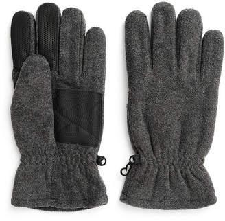 Jf J.Ferrar Thinsulate Fleece Lined Touch Glove
