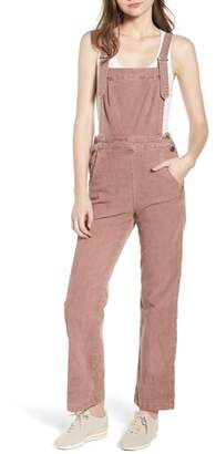 AG Jeans Gwendolyn Corduroy Overalls