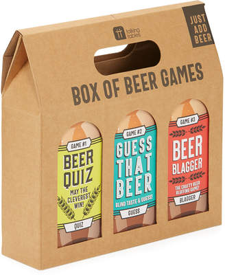 Talking Tables Box of Beer Games