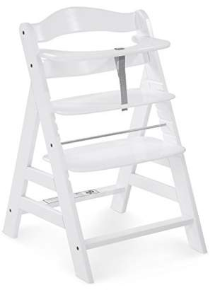 White High Chairs Booster Seats
