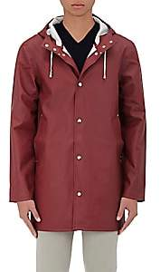 Stutterheim Raincoats Men's Stockholm Raincoat - Wine