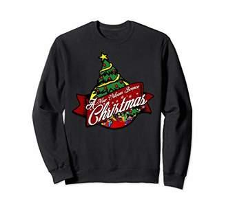 A NEW ORLEANS BOUNCE CHRISTMAS Sweatshirt