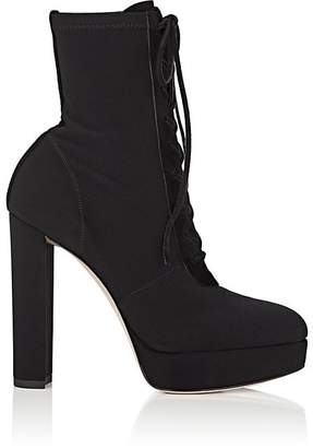 Gianvito Rossi Women's Garcelle Platform Ankle Boots