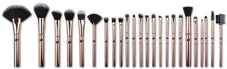 Rio Lush Rose Gold 24pc Makeup Brush Collection