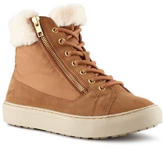 Cougar Dublin Faux-Fur Trimmed Ankle Boots