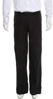 CNC Costume National Relaxed Flat-Front Pants