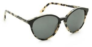 Stella McCartney Oversized Round Sunglasses
