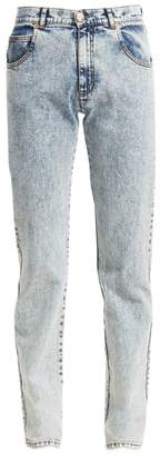 See by Chloe Faded Straight Jeans