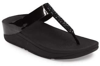 FitFlop Fino Flip Flop Sandal (Women)