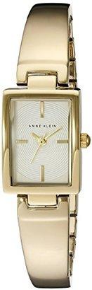 Anne Klein (アン クライン) - Anne Klein Women 's AK / 2464svgbアナログ表示クオーツGold Watch