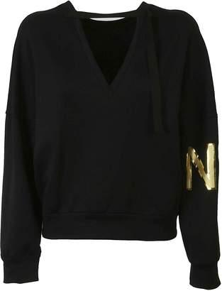 N°21 N.21 Simple Plain Sweatshirt