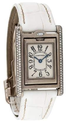 Cartier Tank Basculante Watch