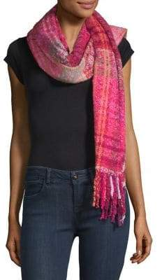 Echo Plaid Muffler Scarf