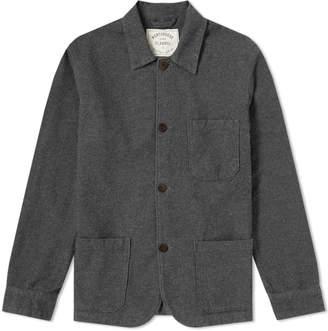 Portuguese Flannel Pinheiro Chore Jacket