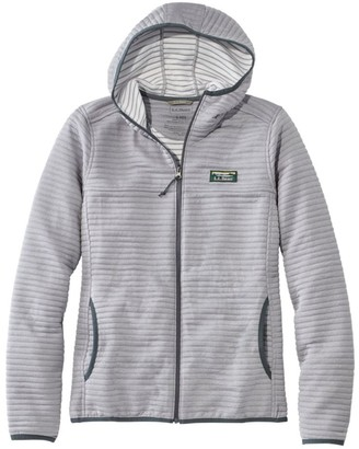 L.L. Bean L.L.Bean Women's AirLight Full-Zip Hoodie