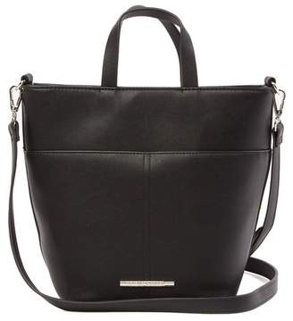 Steve Madden Becks Small Bucket Crossbody Bag