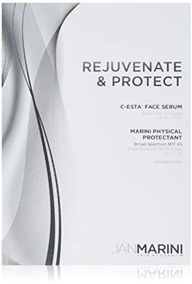 Jan Marini Skin Research Rejuvenate and Protect w/Marini Physical SPF 45