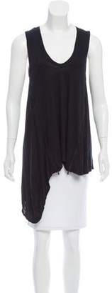 Kimberly Ovitz Sleeveless Knit Top
