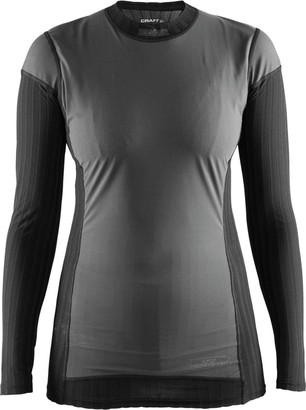 Craft Active Extreme 2.0 Windstopper Crewneck Base Layer - Women's