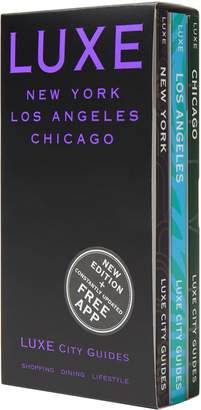 Luxe City Guides Luxe City Guides ペーパーバック 3冊セット