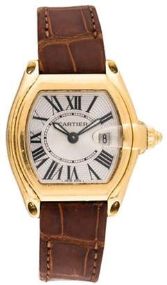 Cartier Roadster Watch yellow Roadster Watch