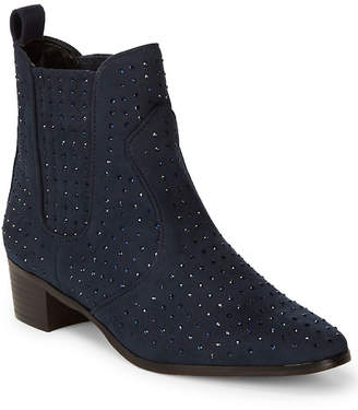 BCBGeneration Ryan Jewel Embellished Ankle Boot