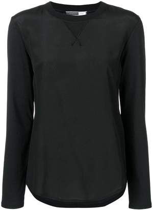 Sportmax Code long sleeved T-shirt