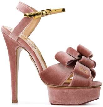 Charlotte Olympia Fabulous 145 sandals