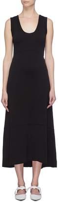 Proenza Schouler Tie cutout back dress
