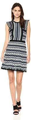 M Missoni Women's Colorful Check Dress