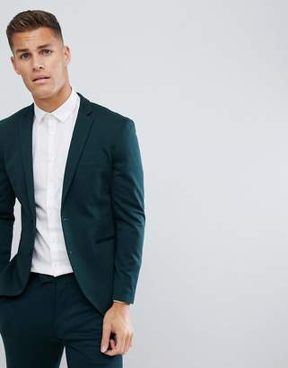 Jack and Jones suit jacket in slim fit stretch