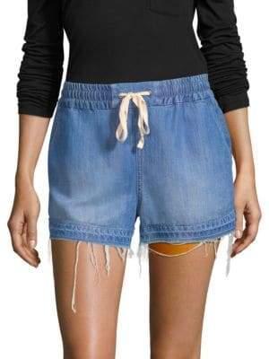 Splendid Indigo Denim Shorts