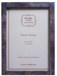 """Eccolo Simple Bone Picture Frame - 4"""" x 6"""""""