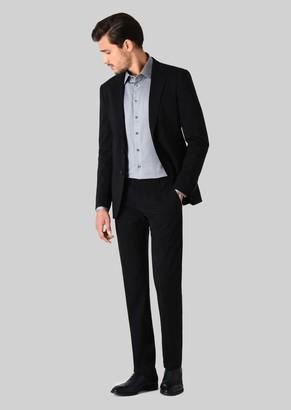 Giorgio Armani Soho Wool Suit
