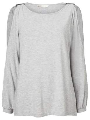 Jeanswest Mallory Luxe Split Sleeve Top